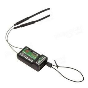 Receptor Flysky 6ch 2.4g Fs-ia6b Ppm Porta Ibus Telemetria