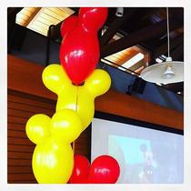 Balão Orelha Mickey - Qualatex