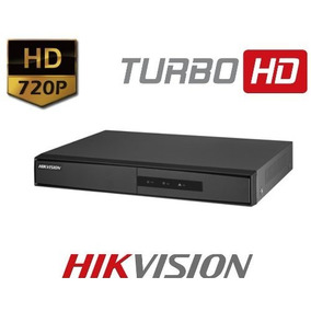 Dvr Stand Alone Hikvision Turbo Ds 7208hghi 8 Canais Hd 720