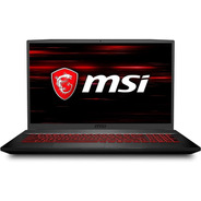 Notebook Gamer Msi Gf75 I7 1650ti 16g 512nvme 144hz W10