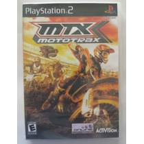 Mtx Mototrax Ps2 Game - Frete Grátis