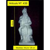 Figura Estatua De Moises
