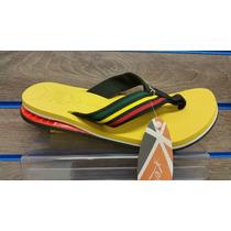 Chinelo Kenner Novo Modelo Jamaica Nk5 Reggae