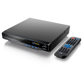 Dvd Player Com Saida Hdmi 5.1 Canais/ Karaoke/ Usb - Sp193