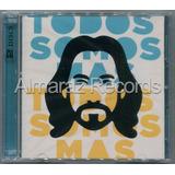 Todos Somos Mas Cd+dvd - Marco Antonio Solis