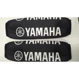 Cubre Amortiguador Modelo Yamaha Negro Gp Motos Pilar