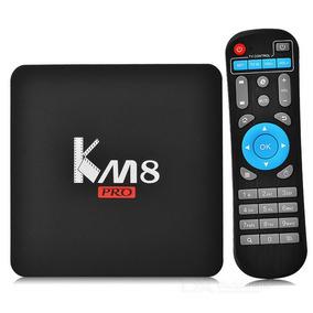 Km8 Pro Tv Box S912 Octa Core Cpu 2g Ram 8g Rom Envio Hj