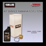 Kit Service Fz16 Aceite Yamalube,filtro Aceite,oring Yamah