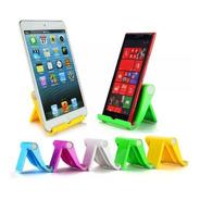 Soporte Para Celular Tablet Universal Stent Plegable De Mesa