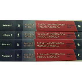 Livro De Enfermagem Brunner - Livros, Usado no Mercado
