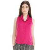 Camisa Regata Pink Principessa Clenia
