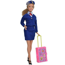 Linda Mala De Luxo Para Boneca Barbie * Susi * Blythe Pullip