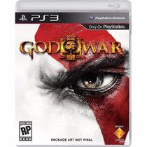 God Of War 3 - Mídia Física / Ps3