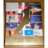 Michael Jackson Vision 3 Dvd Nuevo, Sellado, Importado