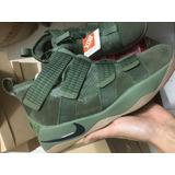 Tênis Nike Lebron Soldier Verde Original Novo Na Caixa