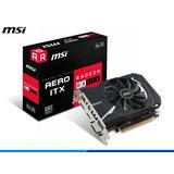 Tarj. Video Msi Rx 560 4gb Ddr5 ( Rx 560 Aero Itx 4g Oc ) 12