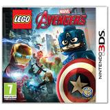 Lego Avengers 3ds Nuevo