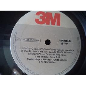 Compacto Leandro & Leonardo - Bem Te Vi / Sula Miranda 1987