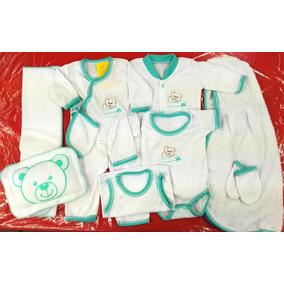 Primera Muda Algodón Bebé 11 Pcs Conjunto Recien Nacido Niño