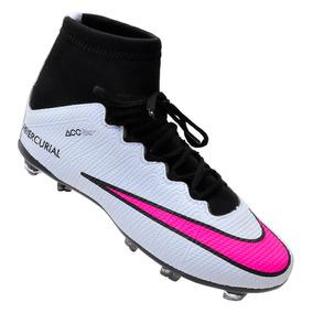 Chuteira Nike Mercurial Com Todos Os Modelos - Chuteiras no Mercado ... aad8f694e6f22