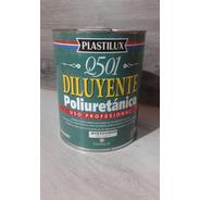 Diluyente Poliuretanico Plastilux Q-501 X 4 Lts