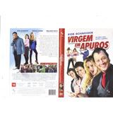 Dvd Virgem Em Apuros, Rob Schneider, Original, Dublado