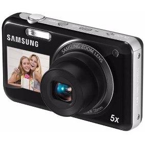 Samsung Pl120 Digital Camera Preto 5x Zoom