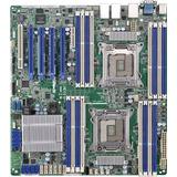 Asrock Motherboard Atx Ddr3 1066 Intel Lga 2011 Ep2c602-4l/d