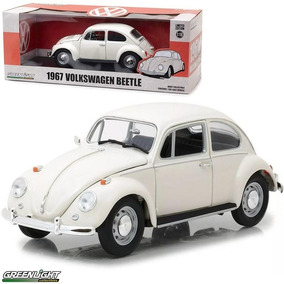 Volkswagen Fusca Beetle 1967 Greenlight 1:18 Raro Original