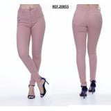 Calça Skinny Biotipo Rosé