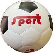 Pelota Papi Futbol Sport N°3 Cuero Natural Futsal 1/2 Pique