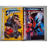Superman - Renascimento - Lote Com 10,11,12,13 E 15 - Panini