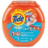 2 Botellas De Detergente Alta Eficiencia Tide Pods Original