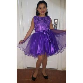 Vestidos De Niñas Para Fiesta, Talles Del 8 Al 12