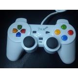 Controle Para Ps2 Jsx Play 1 Dual Shock O Melhor