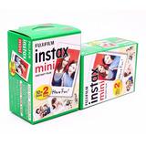 Pack 40 Cargas Fujifilm Instax Mini / Instax Films Lovers