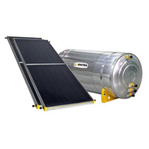 Aquecedor Solar 300 Litros Soletrol Conjunto Com 2 Placas