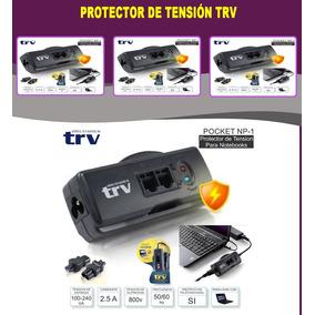 Protector De Tension Para Notebook Y Netbooks Trv Pocket