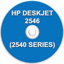 Cd De Instalação Impressora Hp Deskjet 2546 (2540 Series)