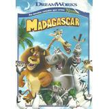Dvd Desenho - Madagascar 1 E 2 (dublado/lacrado)