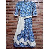 Vestido De Folclore