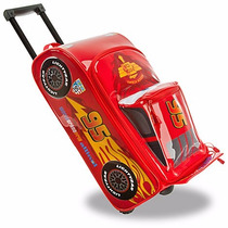 Mochila Cars Maleta Sonido Original Disney Store Entrega Inm