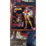 Afrodita Gx-08 Mazzinger Z Original Bandai 15cm De Metal