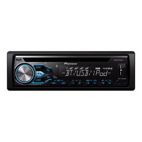 Stereo Pioneer Deh-x4850btn 4x50w Aux Usb Bluetooth