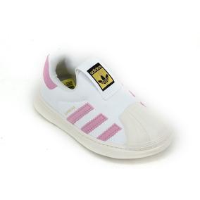 Zapatillas adidas Superstar 360 Blanco Rosa Bebe