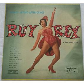 Lp Ritmos Latino-americanos - Ruy Rey (lpp-3.006)