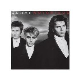 Vinilo The Duran Duran Notorious (2 Lps) Nuevo!!!