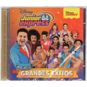 Junior Express - Grandes Exitos - Topa - Nuevo Cd 2018