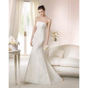 Vestido De Noiva - Pronovias - White One - Modelo Tango.