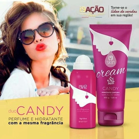 Perfume Importado + Hidratante 100ml Original - Compre Agora